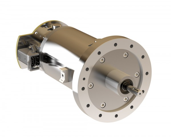 Protective housing for encoder SGWC