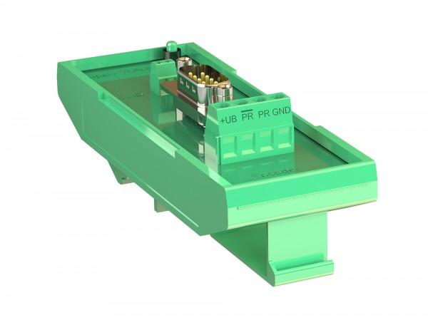 Konvertermodul PF-K9UM00 für Winkelkodierer CRF und Winkelaufnehmer DAF