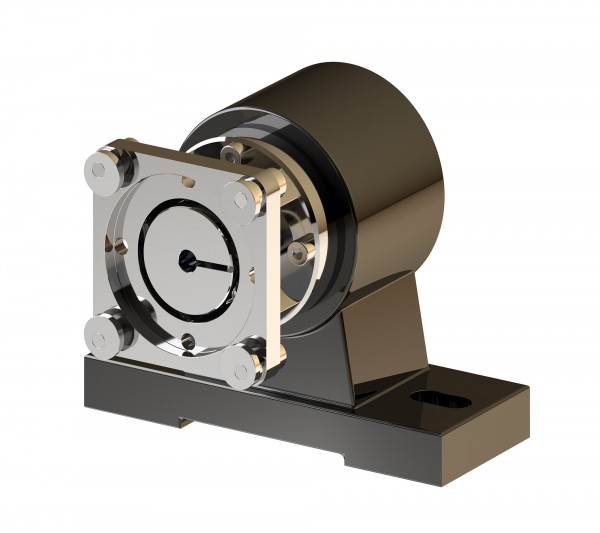 Bearing bracket LB - Robust mounting for rotary encoders and incremental encoders