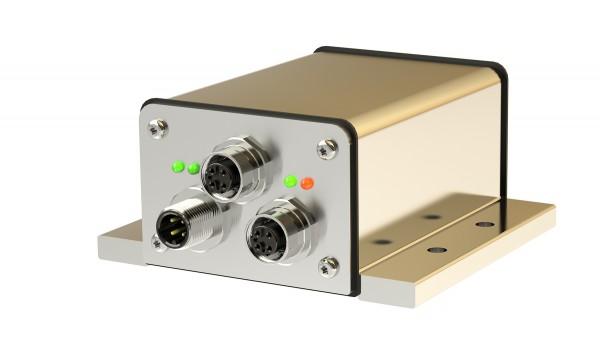 Capteur de vibrations NVT/S3 PLd