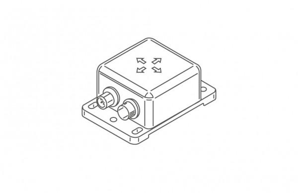 Beschleunigungssensor NVT/S3 SIL2/PLd