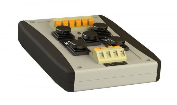 Analog hand programmer PMC-01 for displacement transducers MPC and MSC
