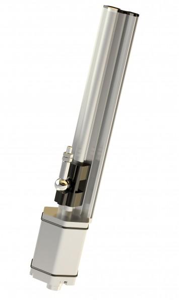 Capteur de déplacement magnétostrictif MPE