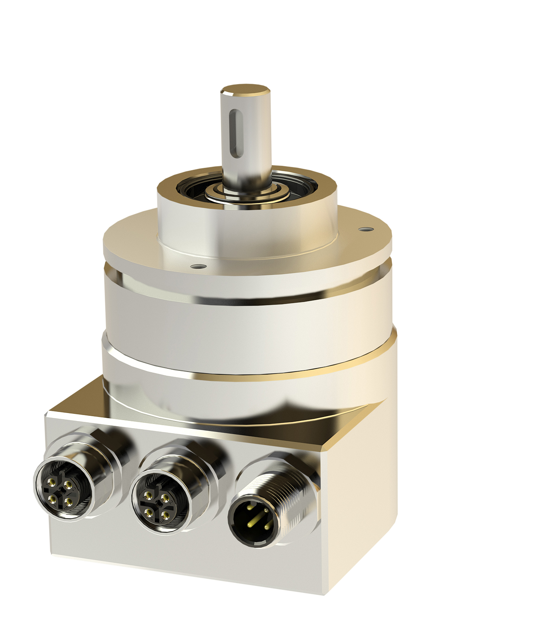 Absolute PROFIsafe over PROFINET rotary encoder TRT/S3 SIL2