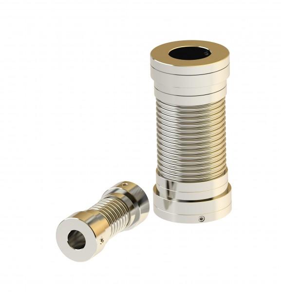 Nickel bellows coupling SED