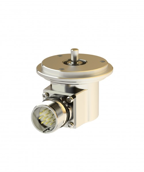 Incremental encoder FOI with synchro flange